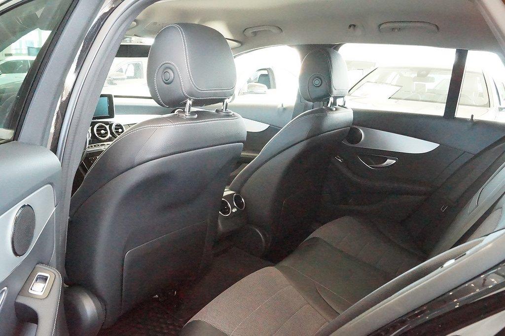 Mercedes-Benz C 220 d Kombi 4MATIC  / Värmare / Dragkrok