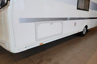 Husvagn, 1-axl Adria Adora 673 PK 4 av 29