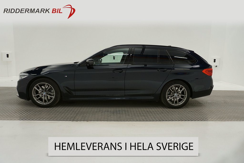 BMW 520d xDrive Touring, G31 (190hk)