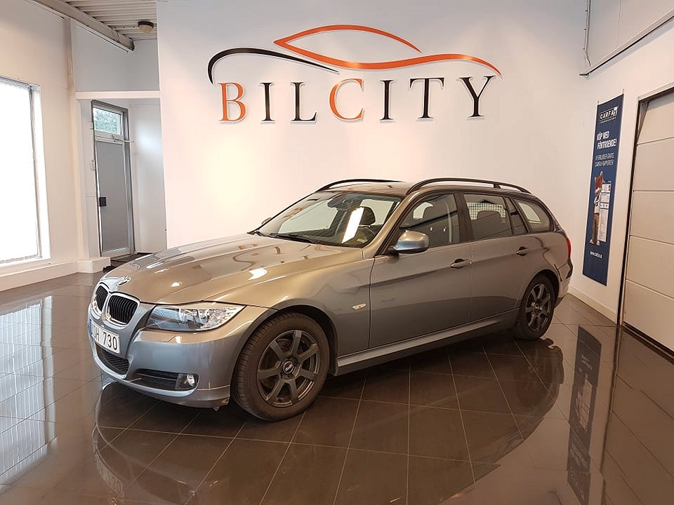 BMW 316 122hk  Nybes