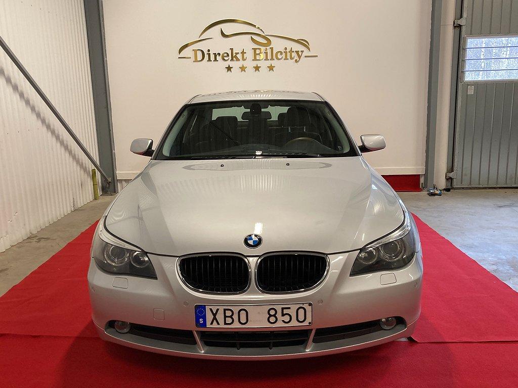 BMW 523 i Sedan Automat- Bes 30.06.2021