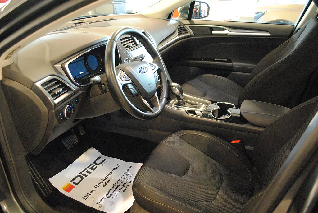 Ford Mondeo Business 2.0 TDCi AWD Aut 180hk *Drag*