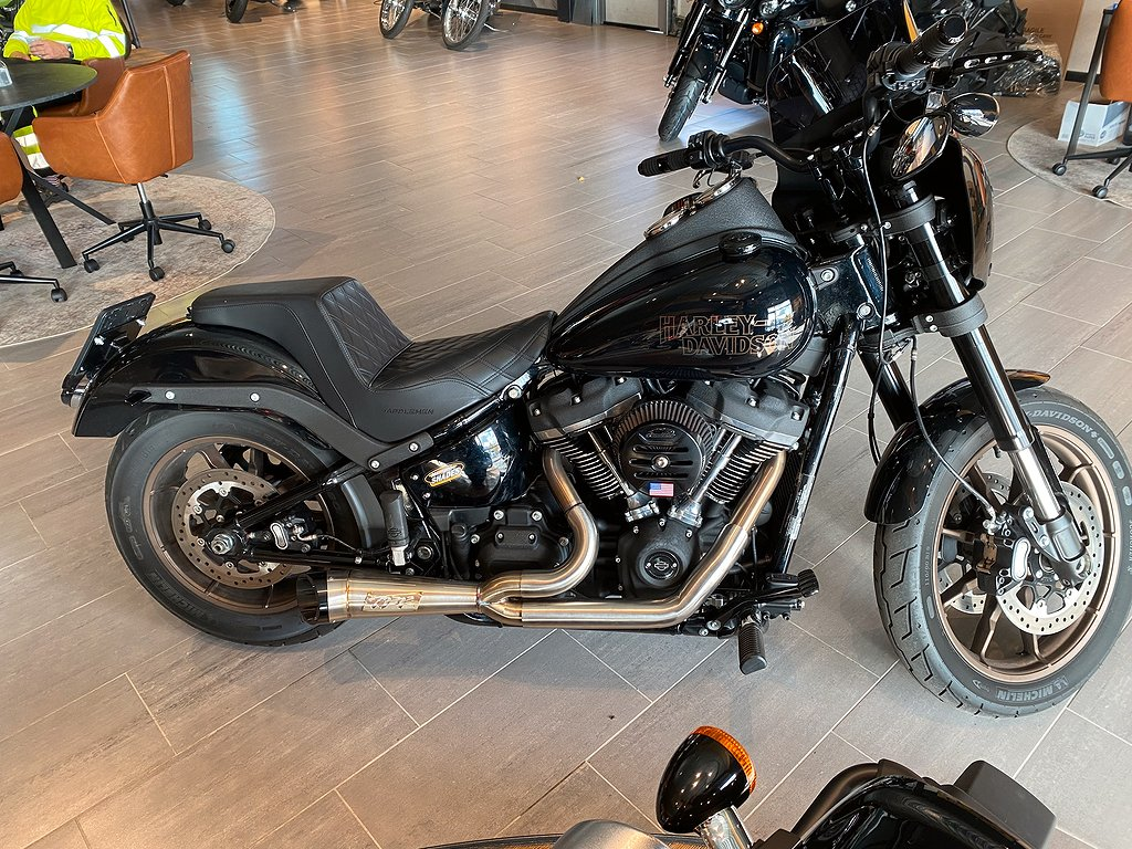Harley-Davidson Lowrider S