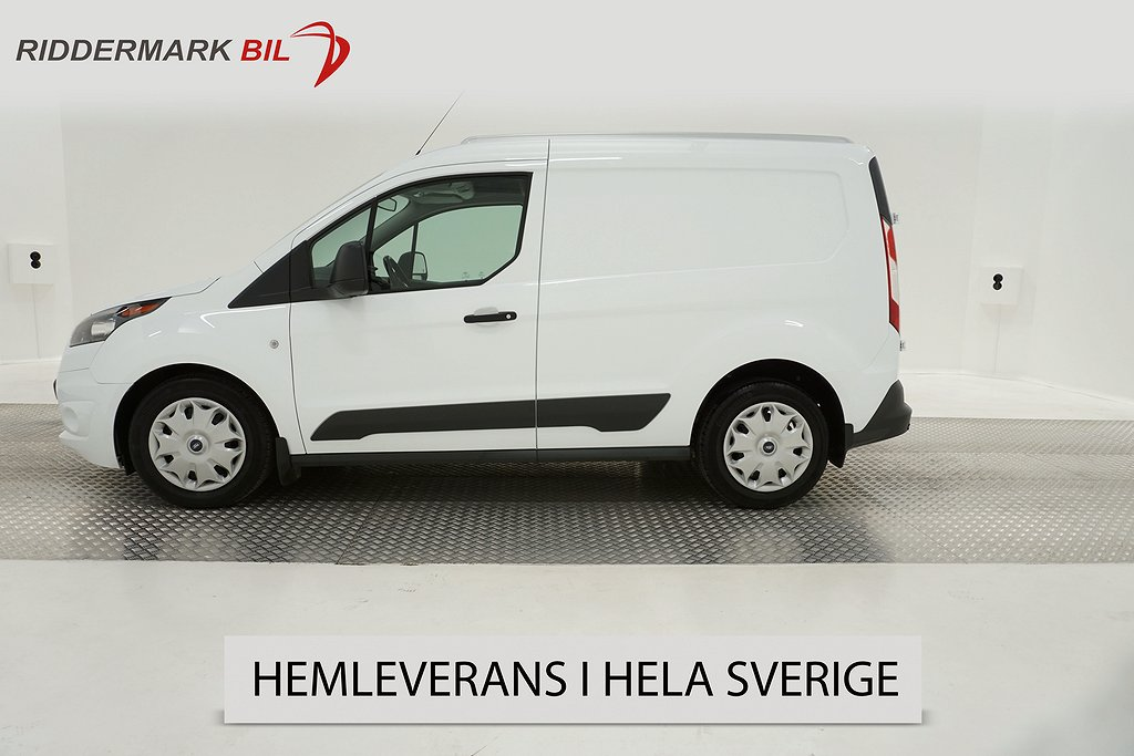 Ford Transit Connect 1.0T Ecoboost (100hk)