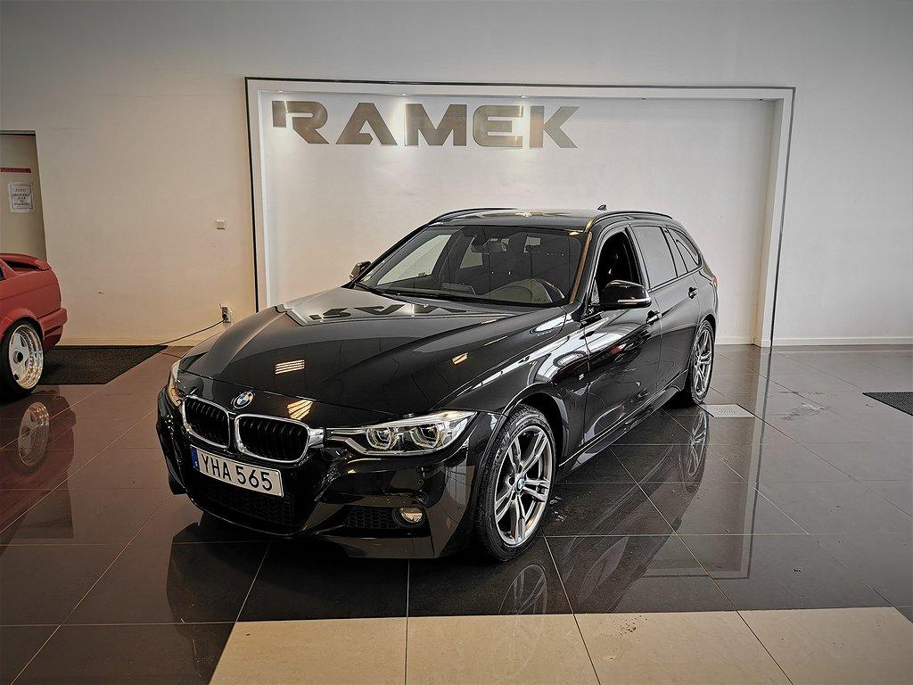 BMW 320 d xDrive M Sport Aut Euro 6 190hk