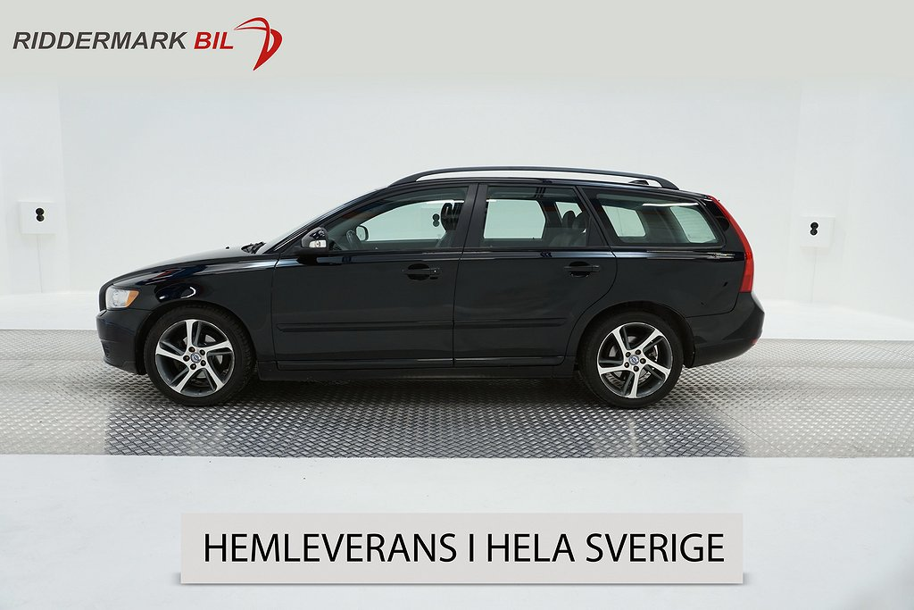 Volvo V50 D2 (115hk)