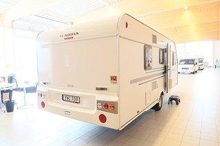 Husvagn, 1-axl Adria Aviva 563 PT 4 av 22