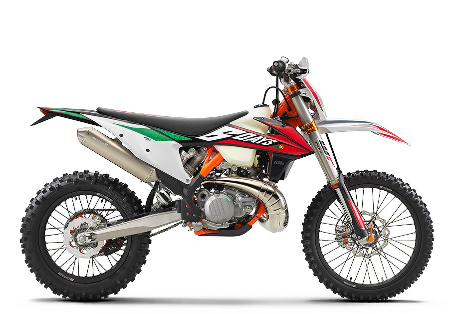 KTM EXC 250 SIXDAYS