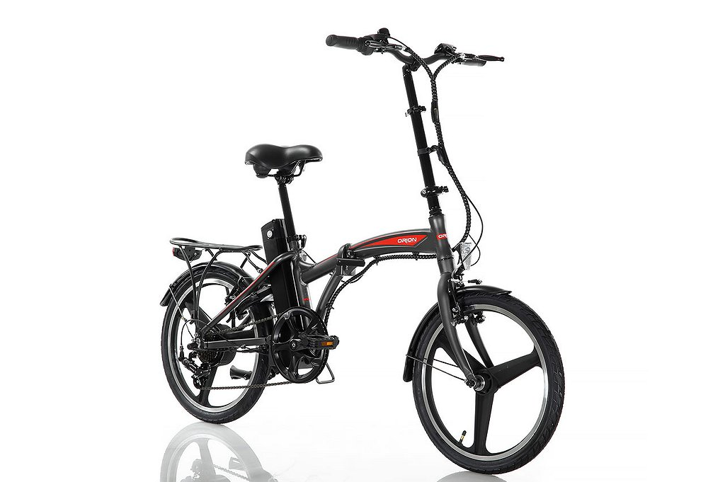 Orion Smart ihopfällbar elcykel 250W 36V/10Ah