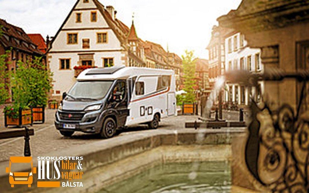 Bürstner T Travel Van 620 G 140hk Automat 9 växlad