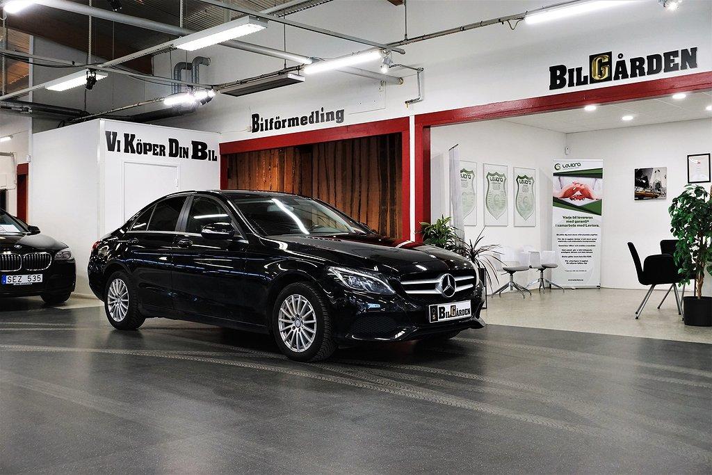 Mercedes-Benz C 220 CDI 170hk Eu-6
