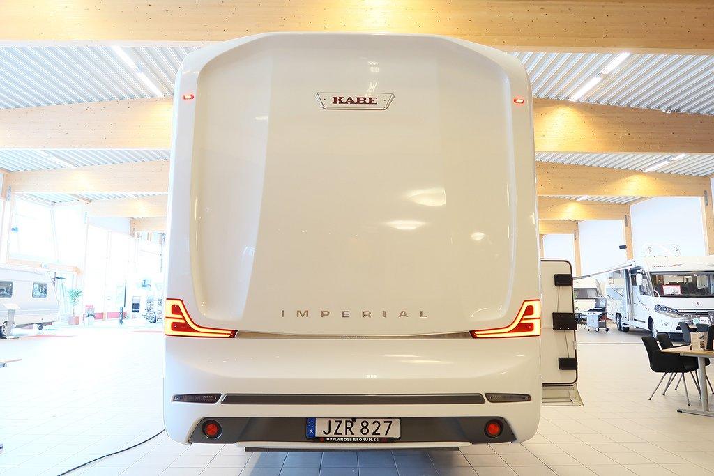 Husbil-integrerad Kabe TMI 910 Imperial QB 13 av 39