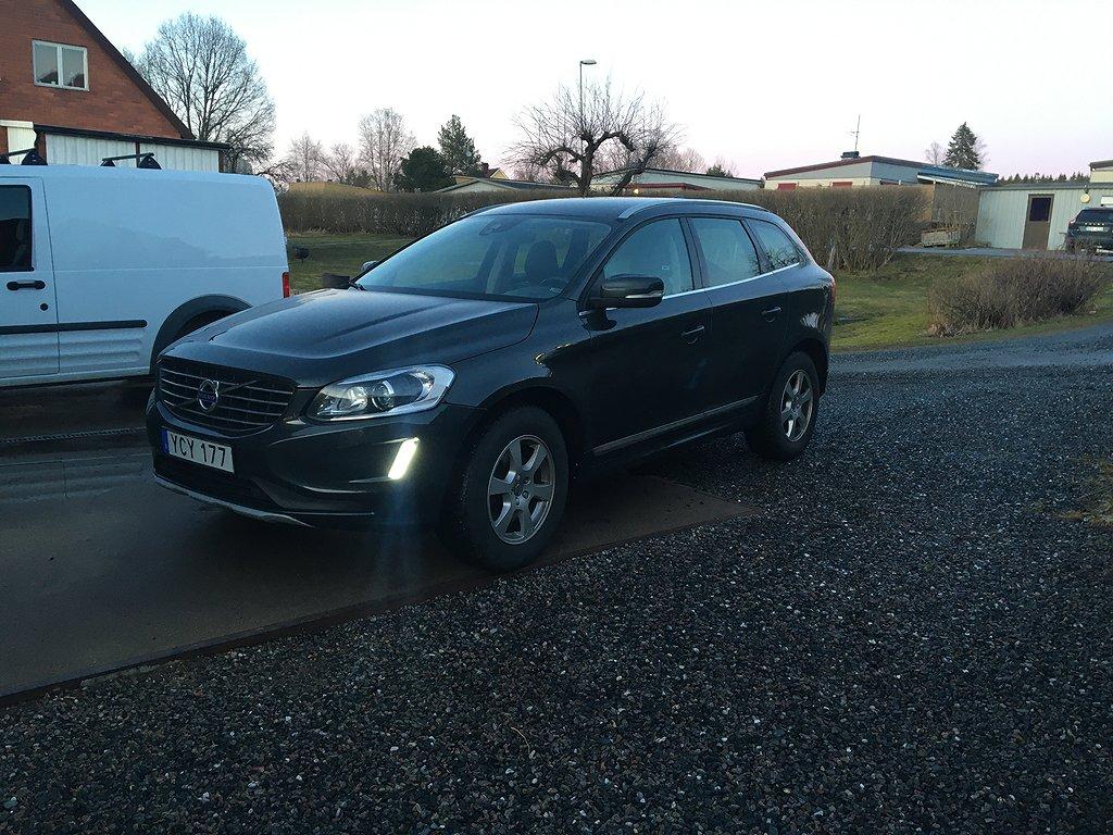 Volvo XC60 D4 Summum Euro 6 190hk Drag