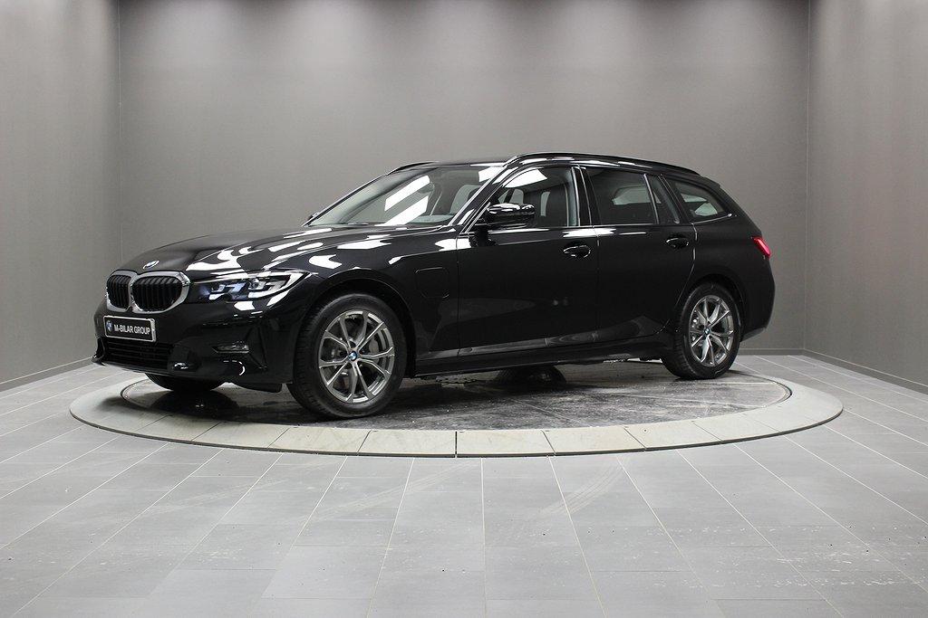 BMW 330e xDrive Touring / Model Sport / Drag