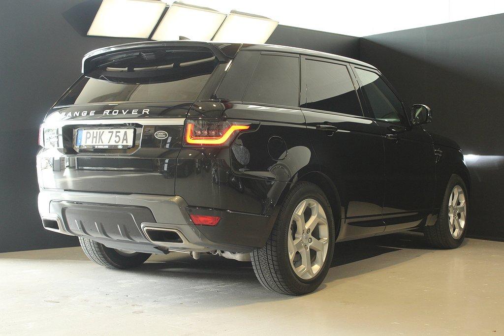 Land Rover Range Rover Sport HSE 3.0 TDV6