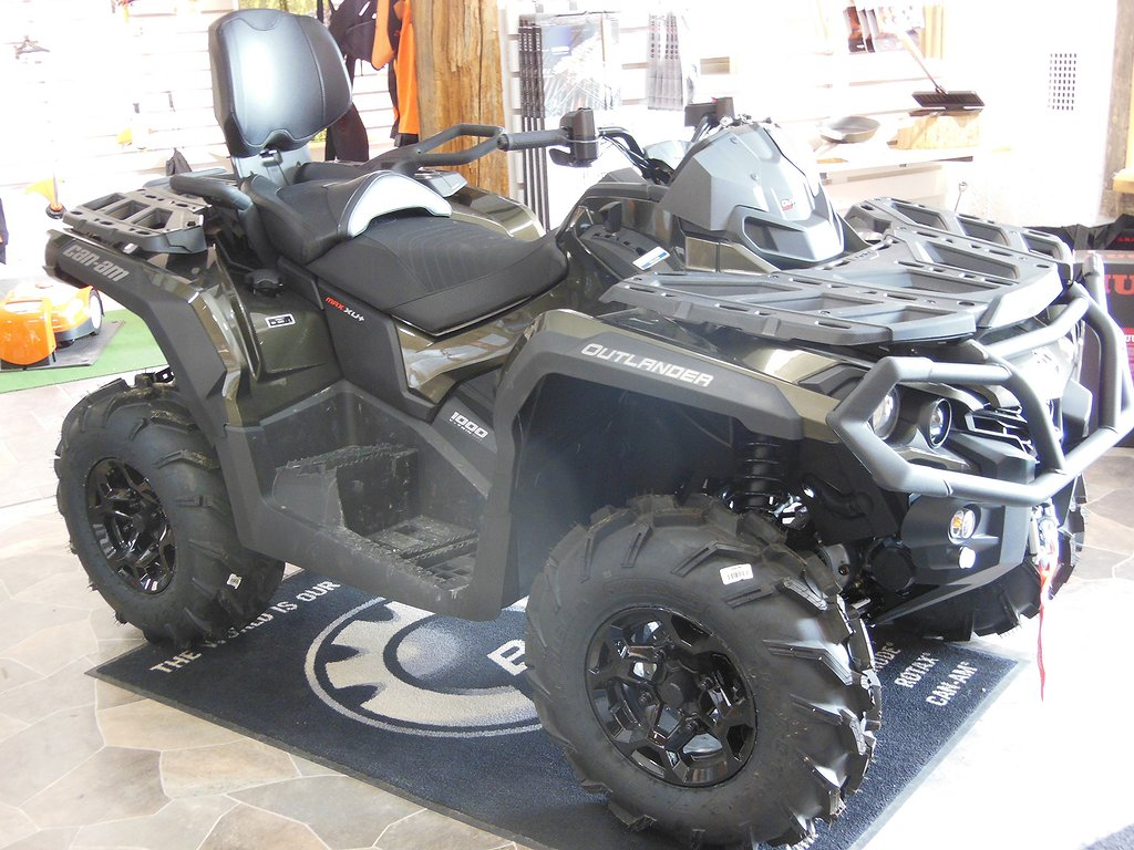 BRP Can-Am OUTLANDER 1000 MAX XU PLUS