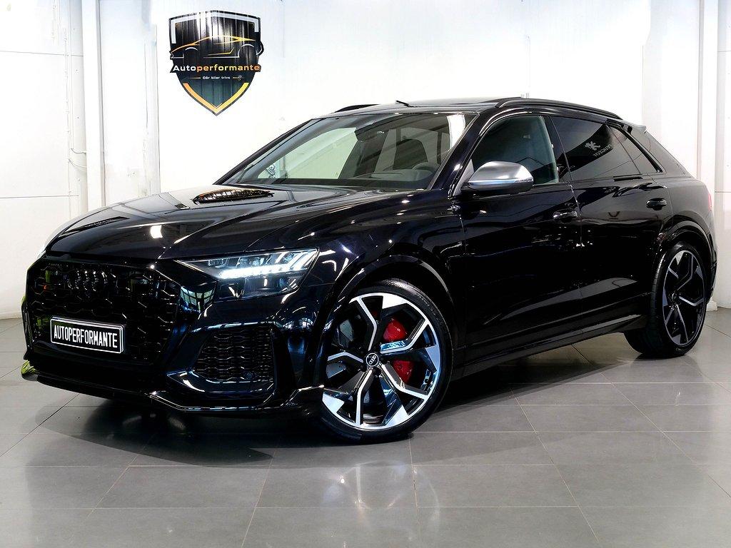 Audi RSQ8 QUATTRO PANO DRAG HuD B&O VÄRMARE SV-SÅLD 600hk