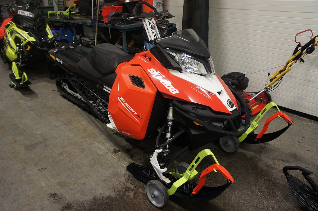 Ski-doo Summit SP 600 Etec 154""