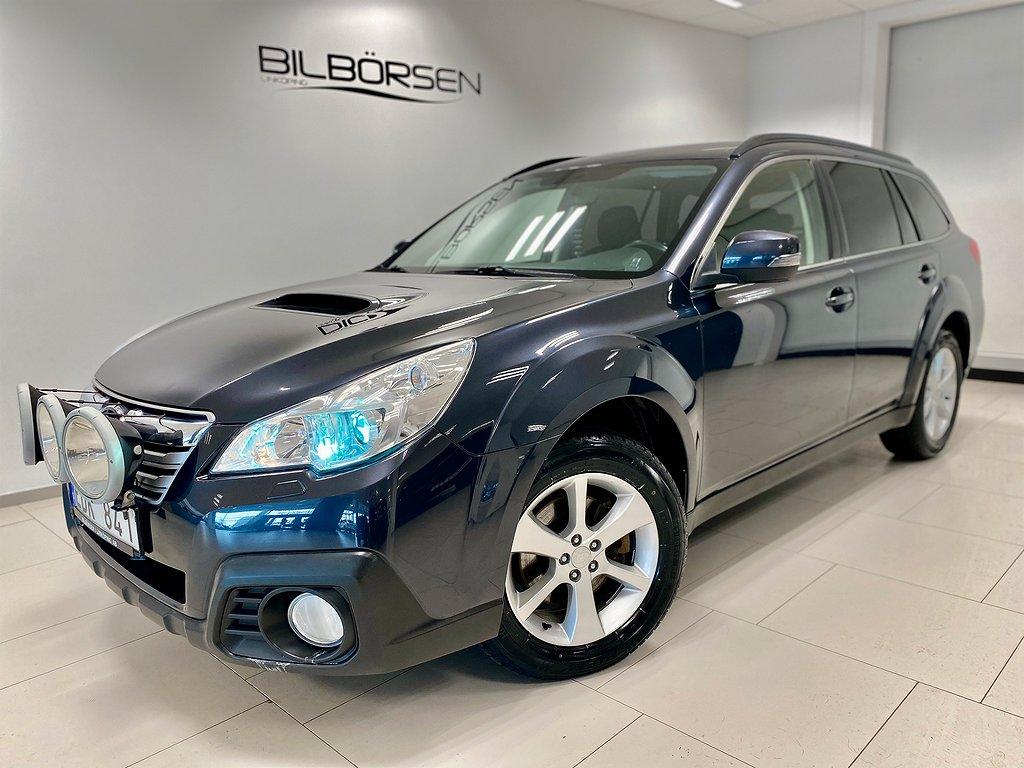 Subaru Outback 2.0D CVT (Drag. MoK Värmare)