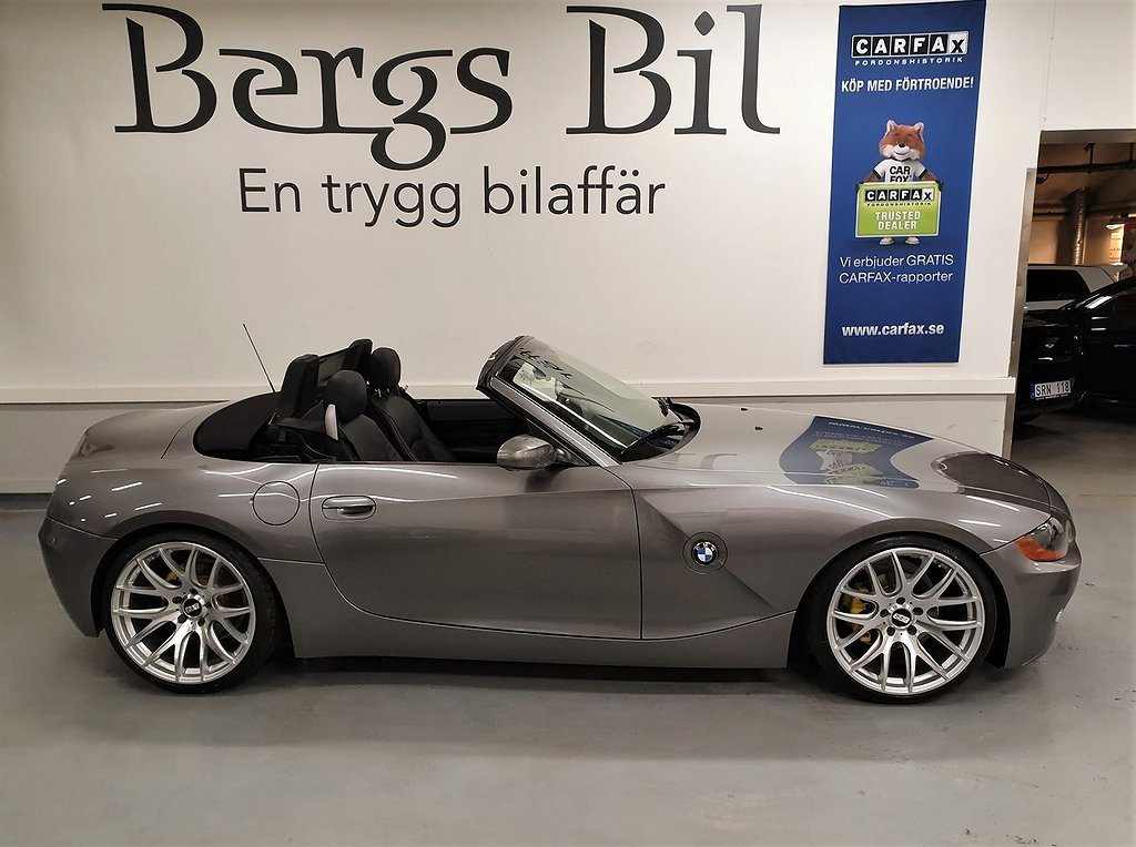 BMW Z4 Roadster Mint Condition