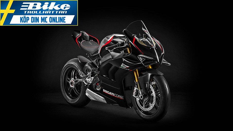 Ducati PANIGALE V4 SP NYHET 2021