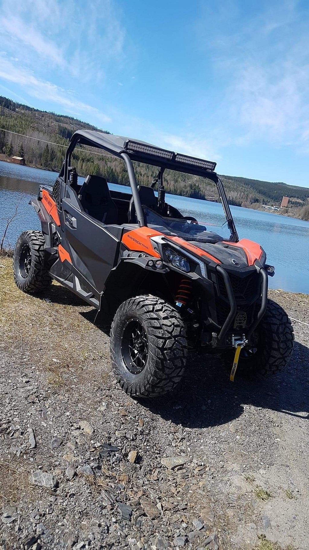 Can-Am Maverick Trail 800 DPS Traktor