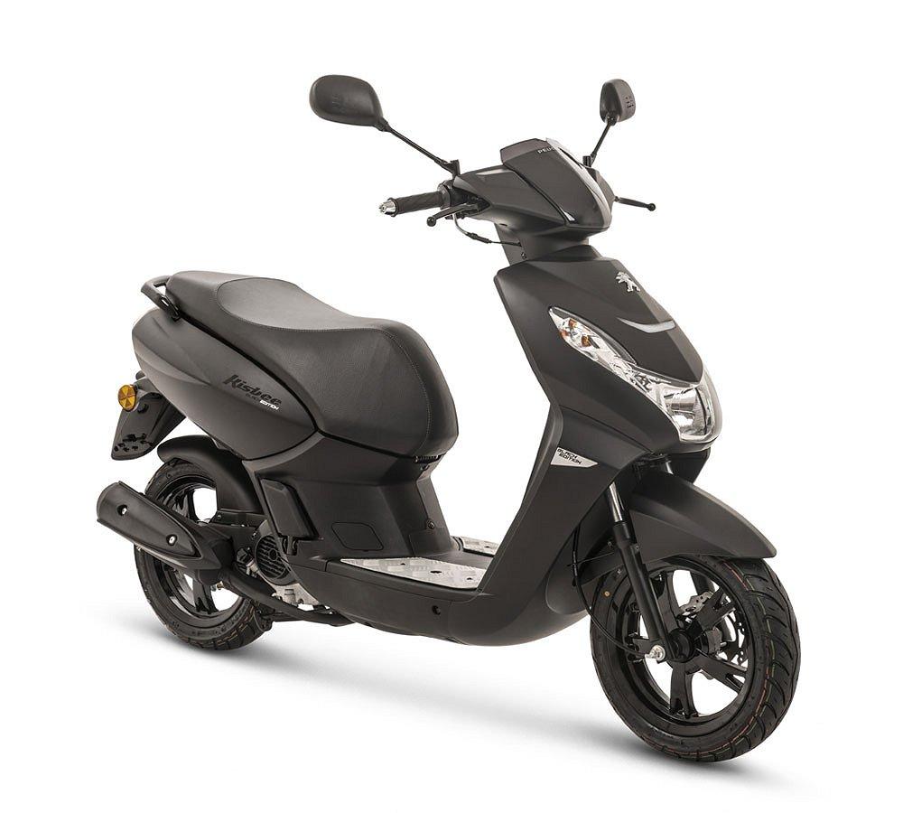 Peugeot Kisbee Mad Black 2021 Omg Lev