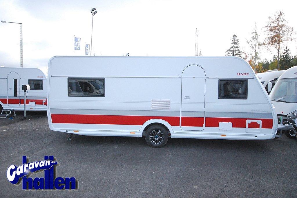Kabe Ametist 560 GLE K/S B2 Långbäddar HANINGE