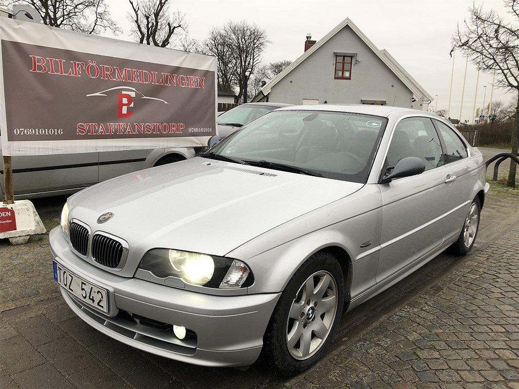 BMW 320 CI *170HK* XENON SKINN V-HJUL