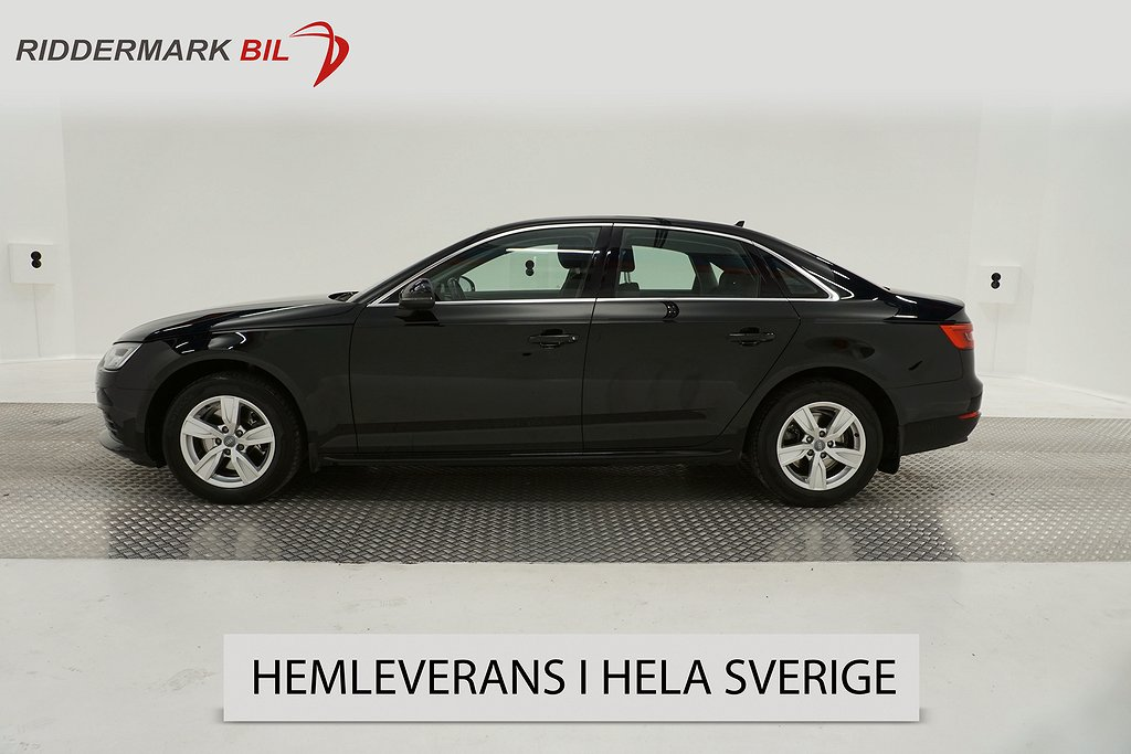 Audi A4 2.0 TDI (150hk)