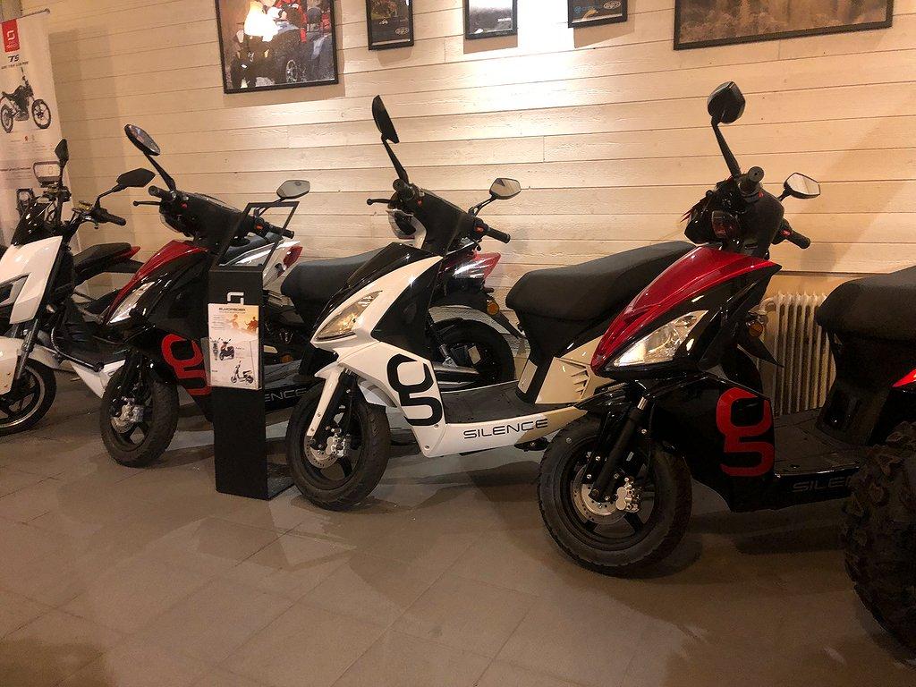 Silence PULZE EL-moped 45km/h