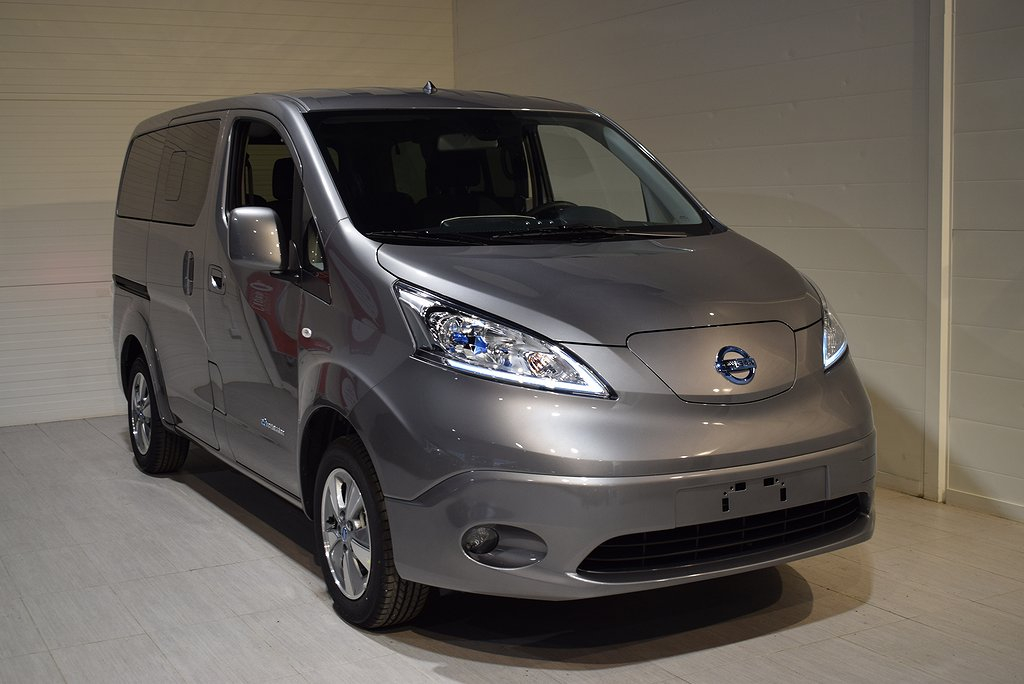 Nissan Evalia E-NV200 40 kWh 7-sits 2020