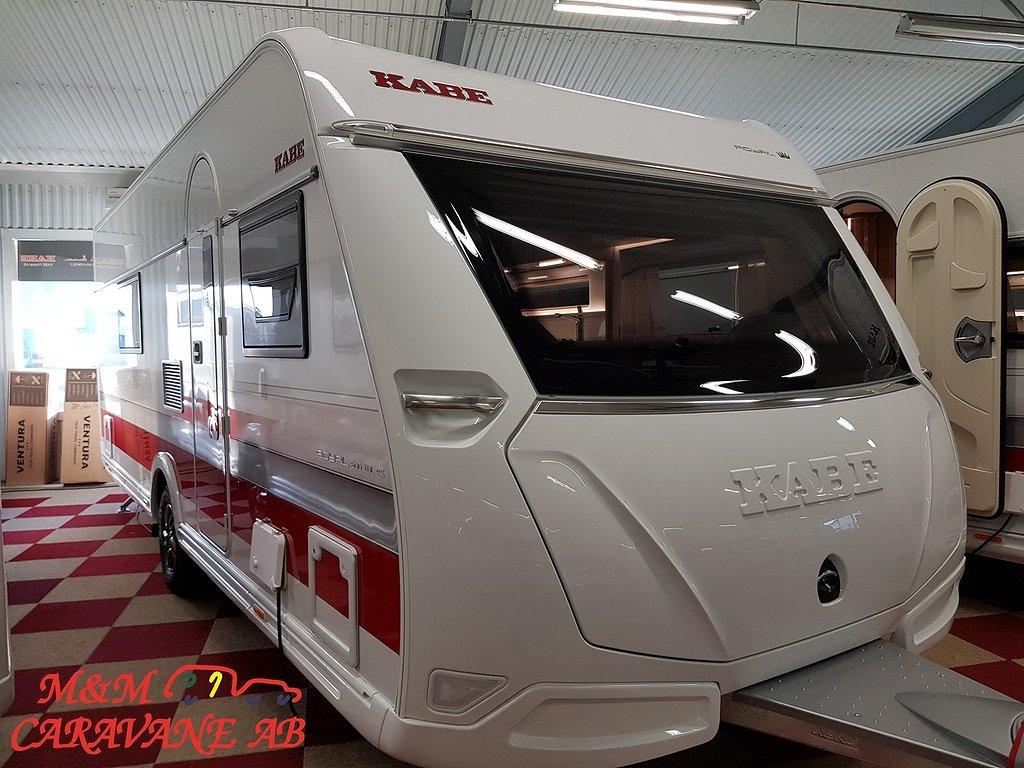 Kabe Royal 600 TDL KS Långbäddar