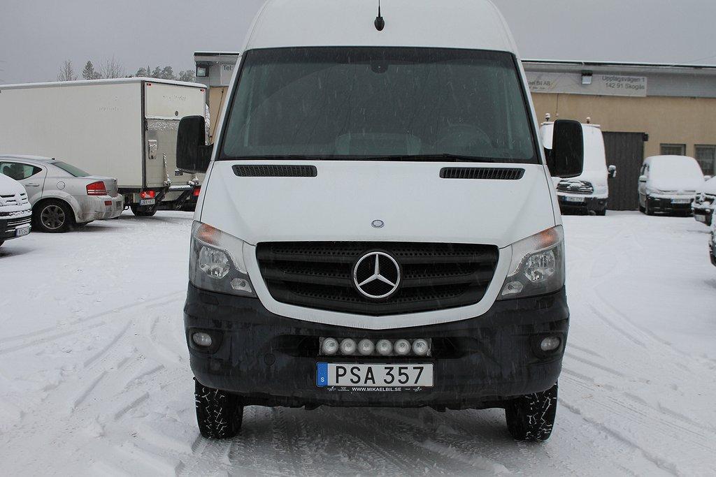 Mercedes-Benz Sprinter 516 BlueTEC 4x4*