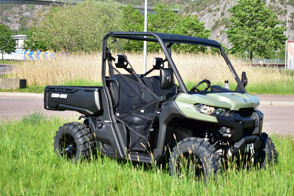 Can-Am Can-Am Traxter HD8 XU T