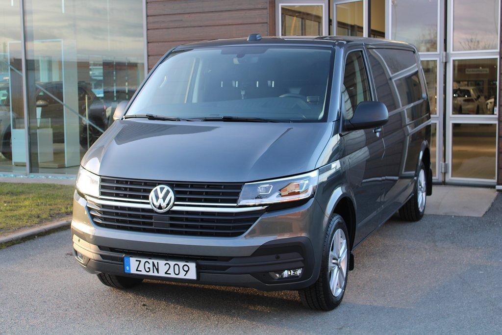 Volkswagen Transporter Transporter skåp 6.1 TDI 150hk DSG 3400