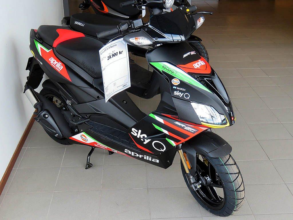 Aprilia SR 50 R Replica Eu-Moped