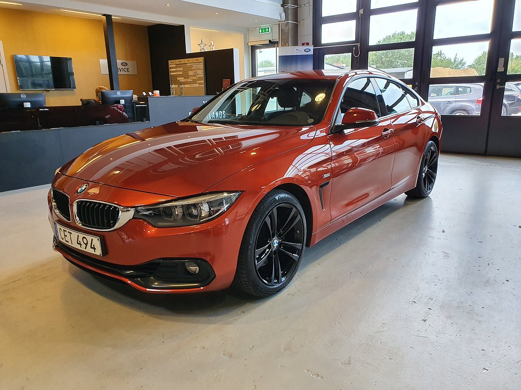BMW 430 i Gran Coupé Sport 252hk / Leasebar