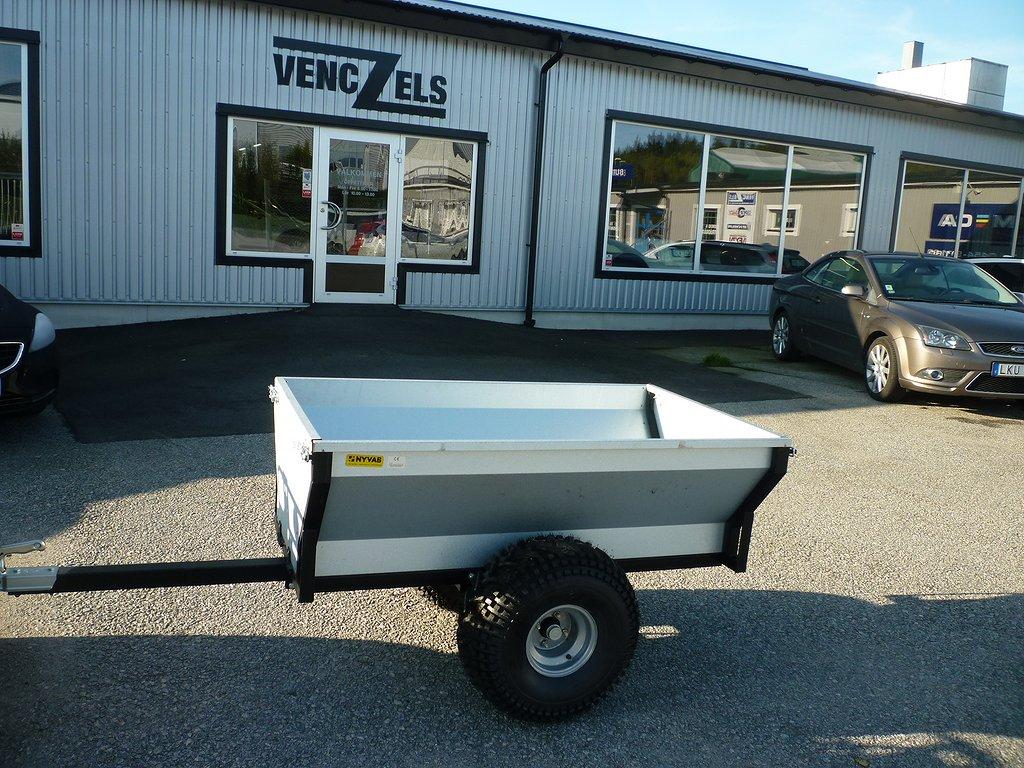 PRO NYVAB ATV Dumpervagn