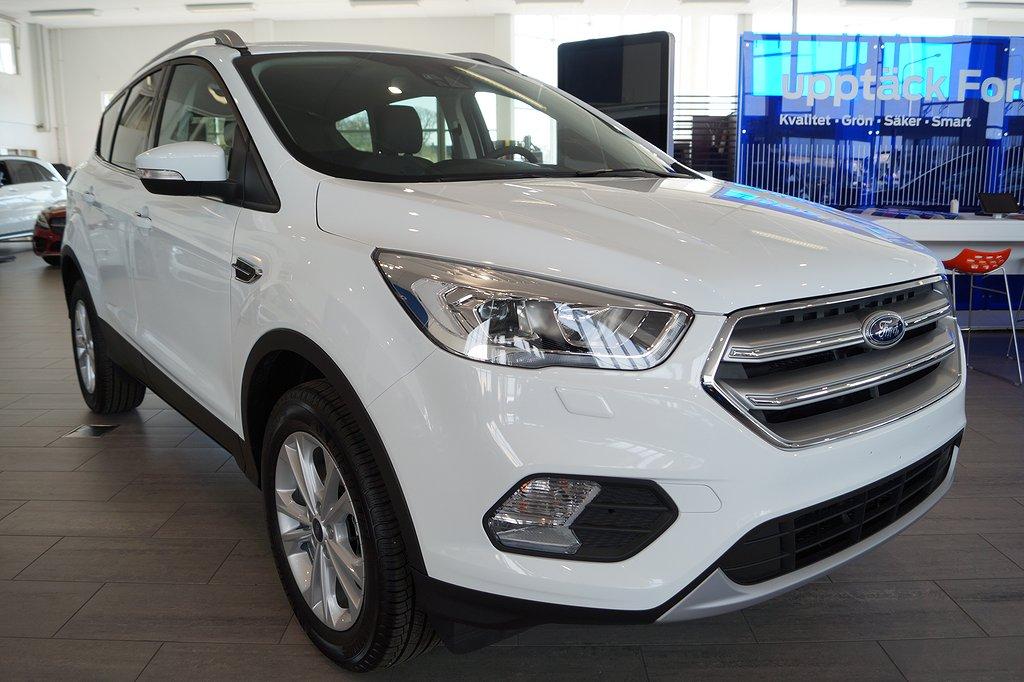 Ford Kuga Sommarkampanj 1.95%ränta* 1.5T Ecoboost 150hk Titanium / Ba