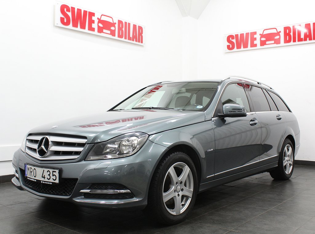 Mercedes-Benz C 220 T CDI BlueEFFICIENCY NAVI