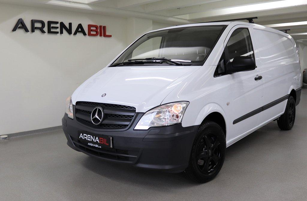 Mercedes-Benz Vito 113 CDI AUT Lång 136hk