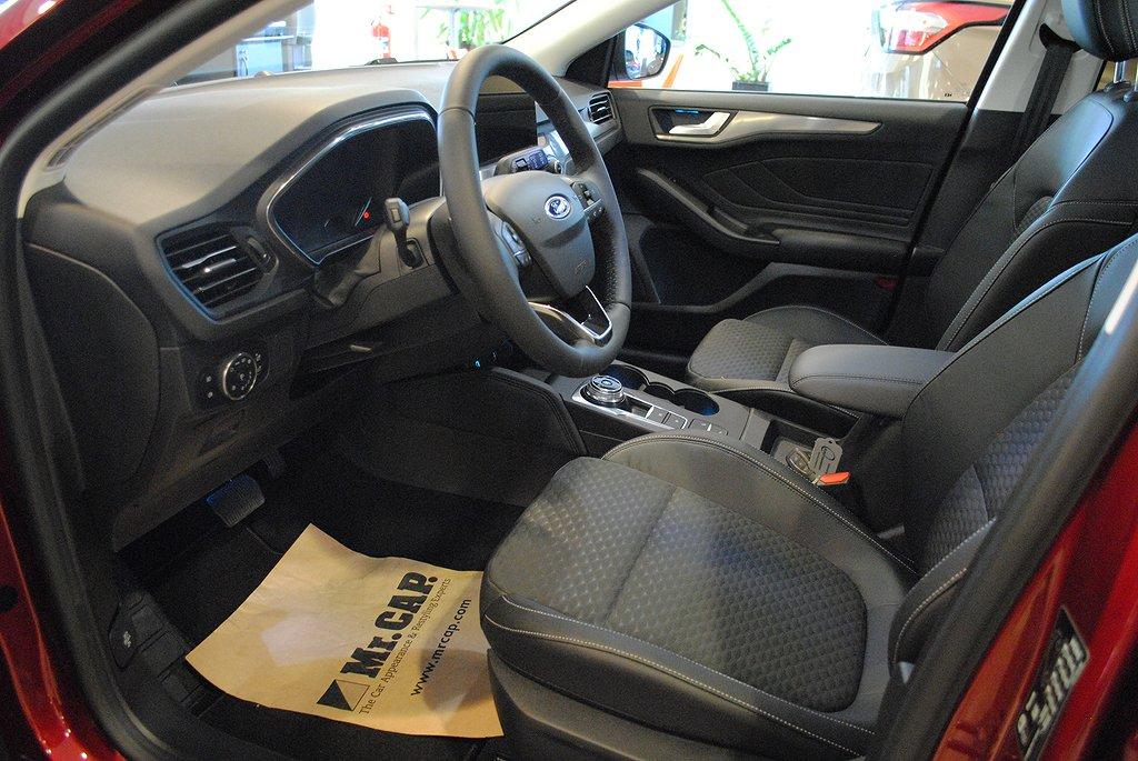 Ford Focus 1.5 EcoBlue 120hk Aut Titanium*Demo*
