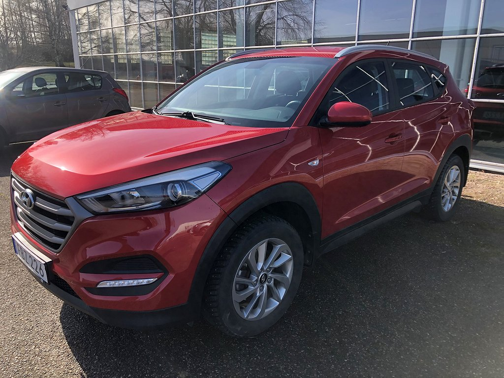 Hyundai Tucson 1.6 M6 Active