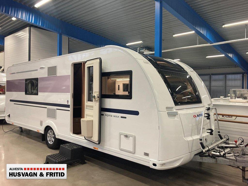 Adria ALPINA 663 UK
