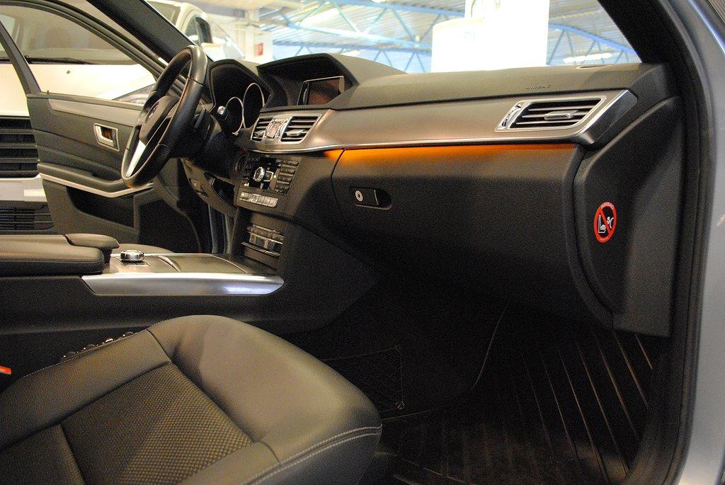 Mercedes-Benz E 220 BlueTEC Business Plus 7G-Tronic 170hk