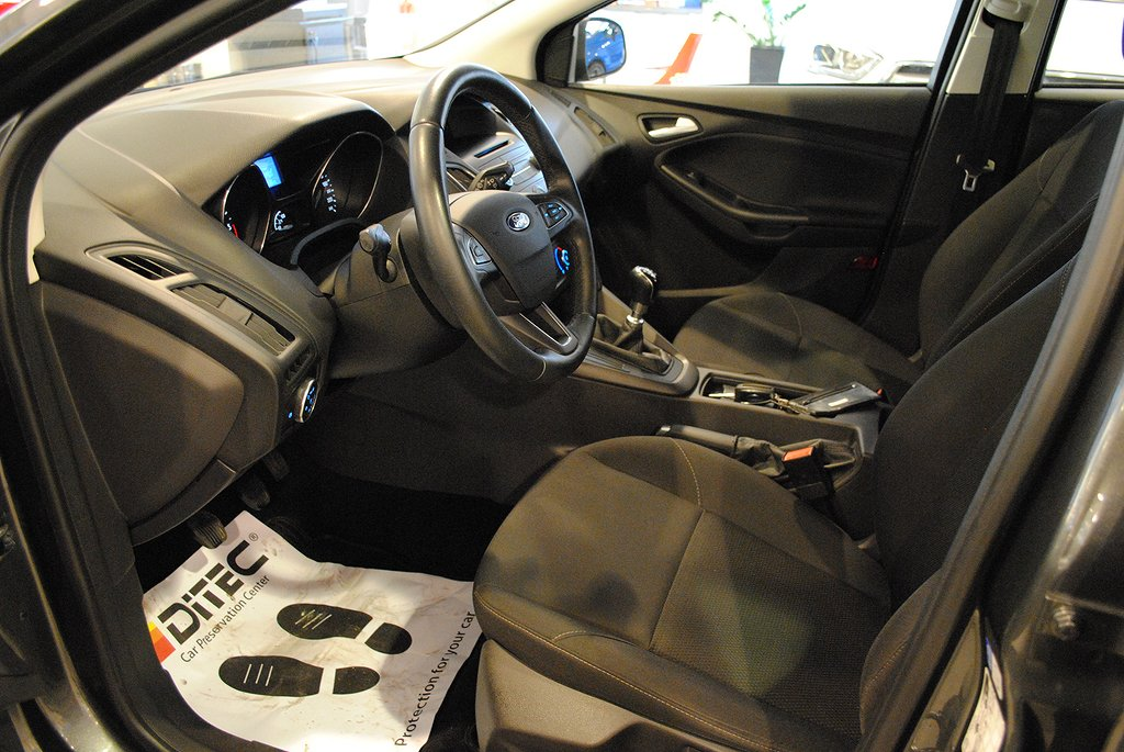 Ford Focus 1.5 TDCi 95hk Trend