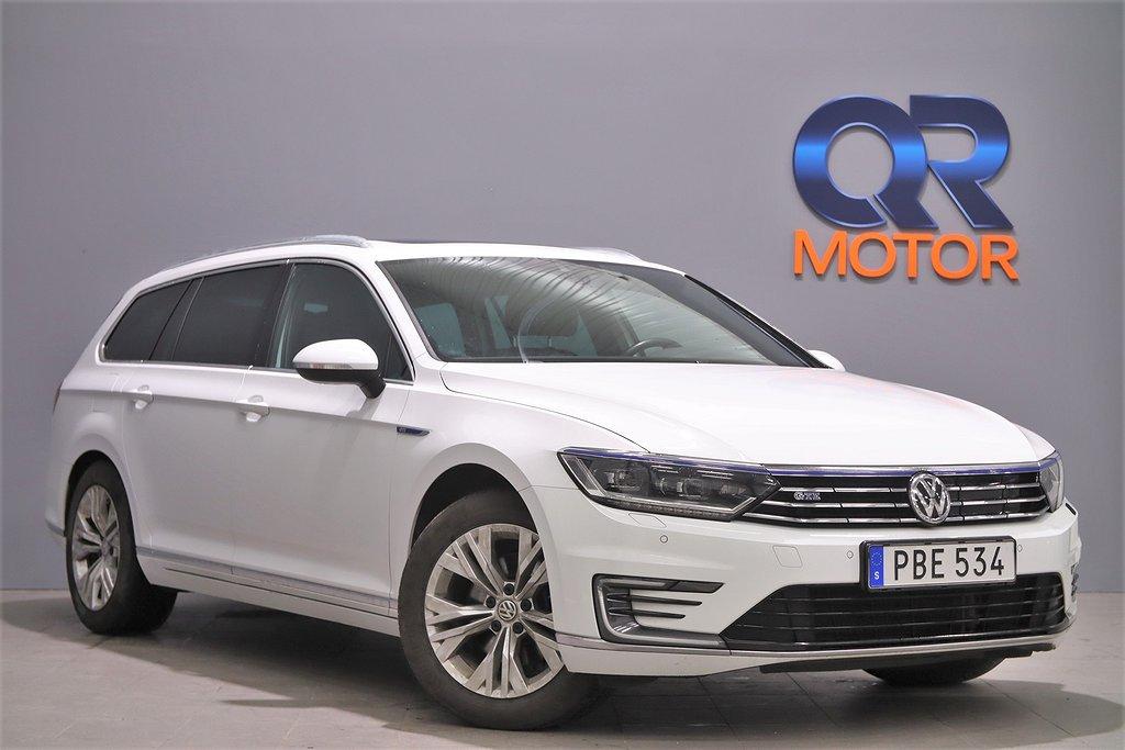 Volkswagen Passat Variant GTE Panorama D-Värme 218hk