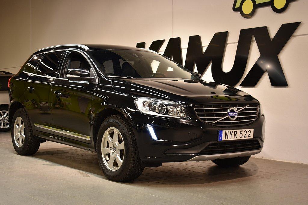 Volvo XC60 D4 AWD 190hk Aut   Summum BE   VOC Keyless Go