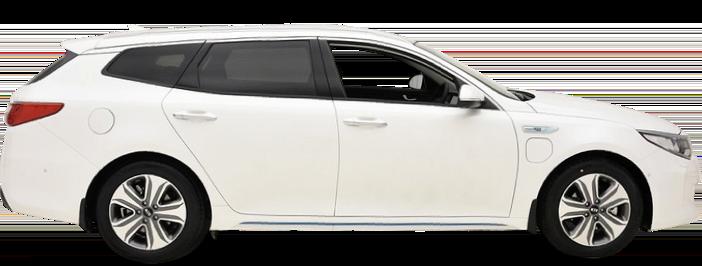 Modellbild av en Kia Optima Sportswagon Plug-in Hybrid